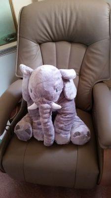 New Dumbo The Elephant Plush photo review